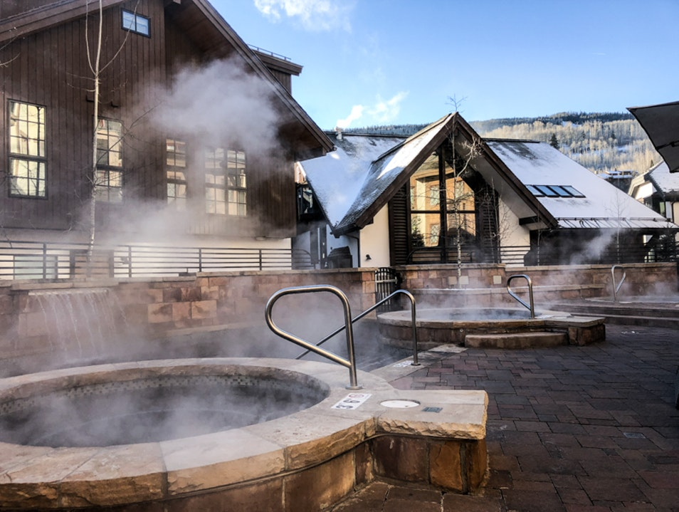 Classy Hotel & Residence Club in the Middle of Vail Village Vail Colorado United States