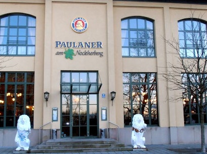 Paulaner Nockerberg Munich  Germany