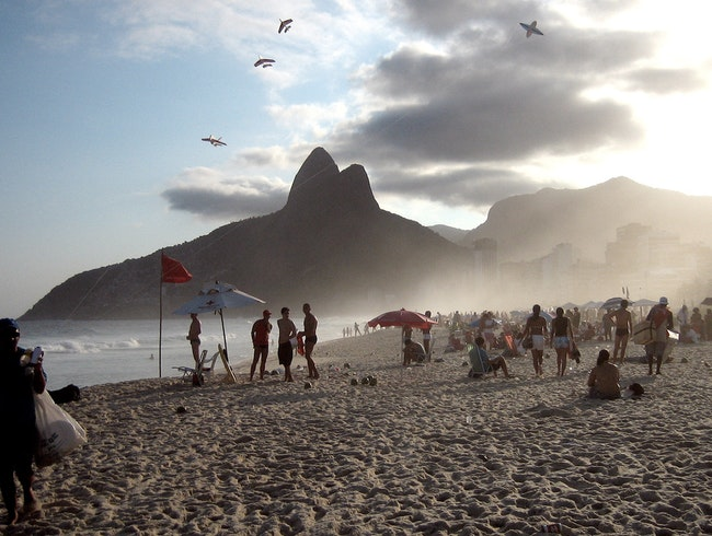 Strut your stuff on Rio's sexiest beaches