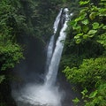 Aling-Aling Waterfall Sukasada  Indonesia