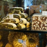 Italian sweets in Assisi