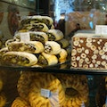 Italian sweets in Assisi Assisi  Italy