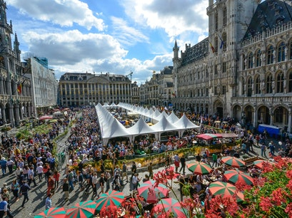 City of Brussels Brussels  Belgium