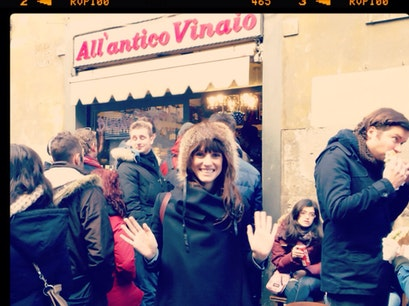 All'Antico Vinaio Florence  Italy