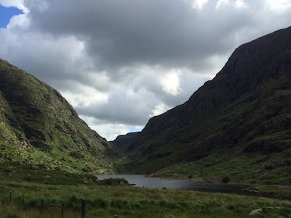 Gap of Dunloe Kerry  Ireland