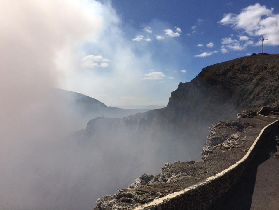 Hike an Active Volcano in Nicaragua
