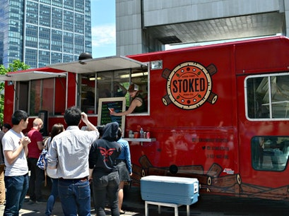 Stoked Food Truck  Boston Massachusetts United States