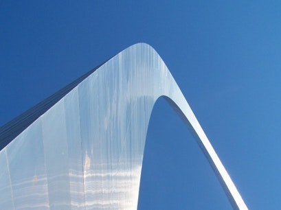 Gateway Arch Riverfront Theaters St. Louis Missouri United States
