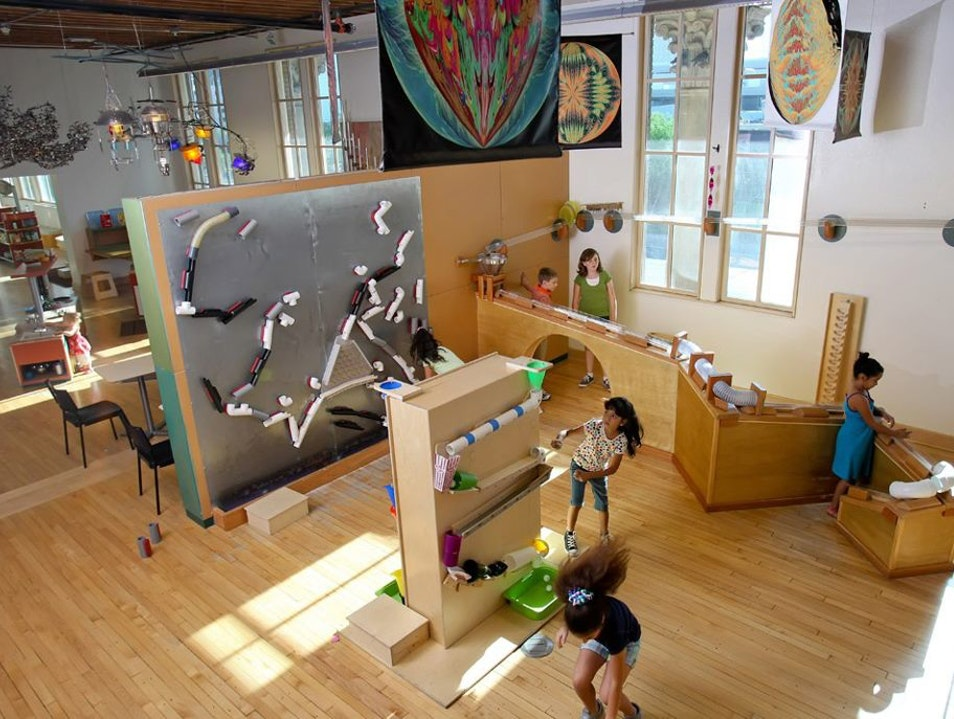 Active Learning at the Children's Museum  Phoenix Arizona United States