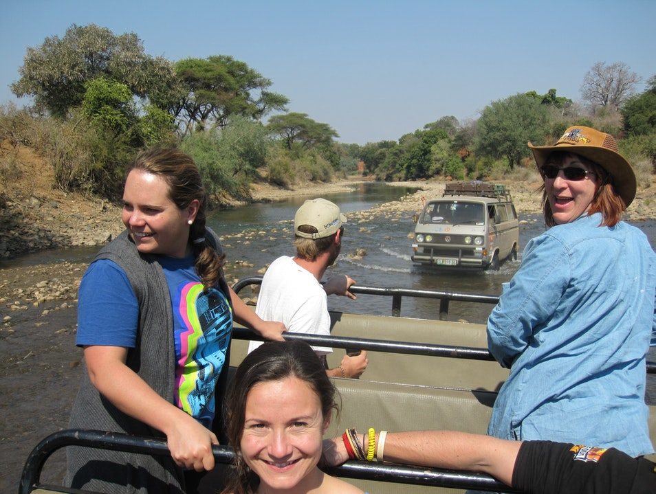 Lost in the Lower Zambezi