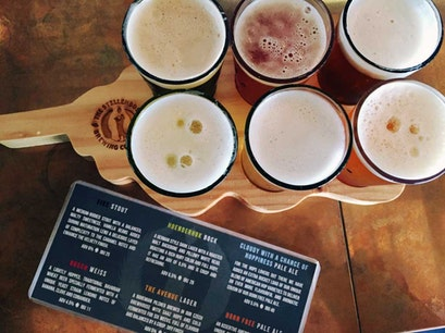 Stellenbosch Brewing Company & Taproom   South Africa
