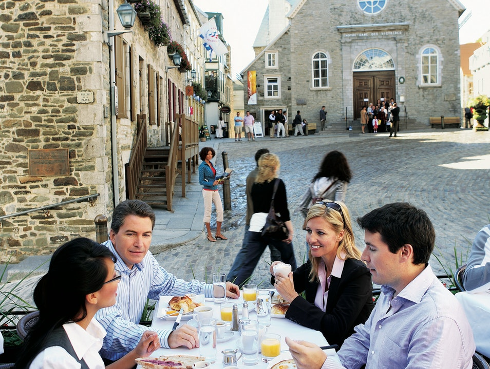 A Gourmet Journey Quebec City  Canada