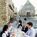 The Gourmet Route Quebec City  Canada