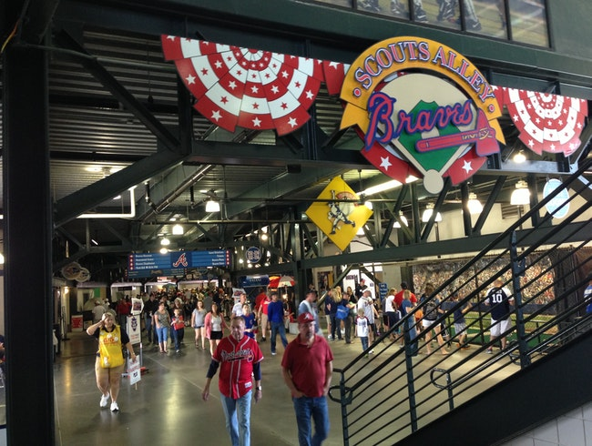 America's Favorite Pastime at 'The Ted'