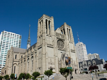 Grace Cathedral San Francisco California United States