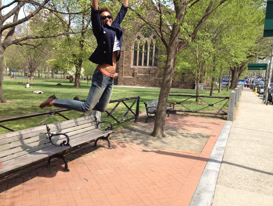 Yale for a day
