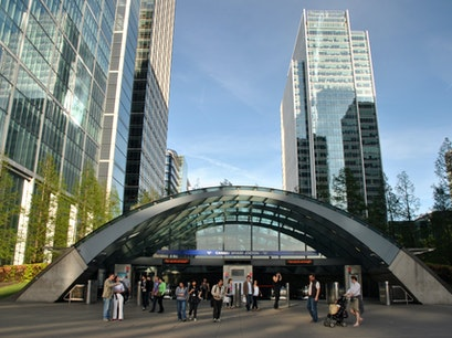 Canary Wharf London  United Kingdom