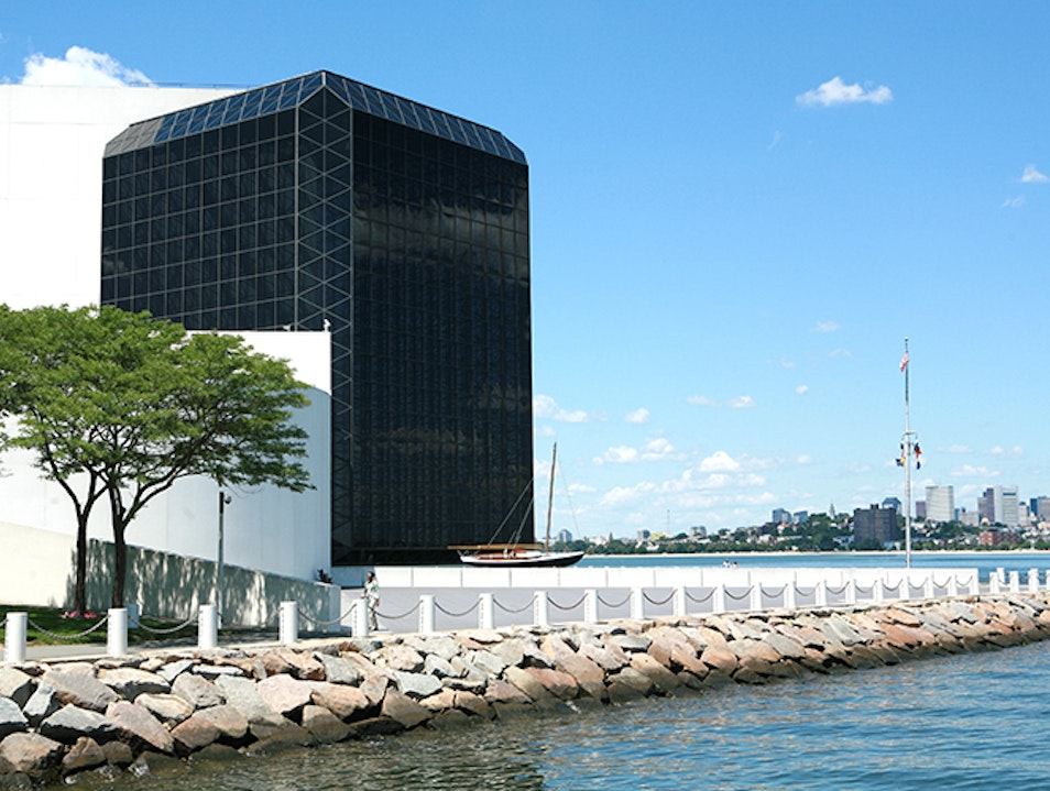 John F. Kennedy Presidential Library and Museum Boston Massachusetts United States