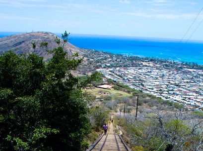 Koko Head Honolulu Hawaii United States