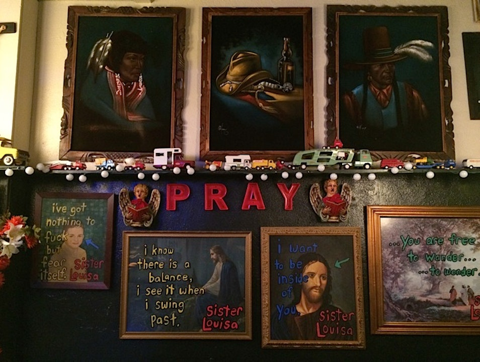 Church-Themed Ping-Pong Bar Atlanta Georgia United States