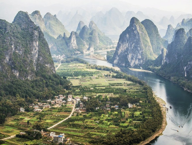 Lost in Yangshuo