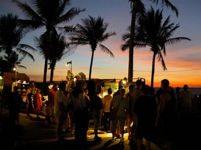Mindil Beach Sunset Market The Gardens  Australia