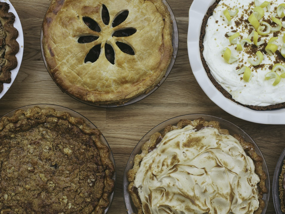 Classic Pies with a Modern, Playful Twist
