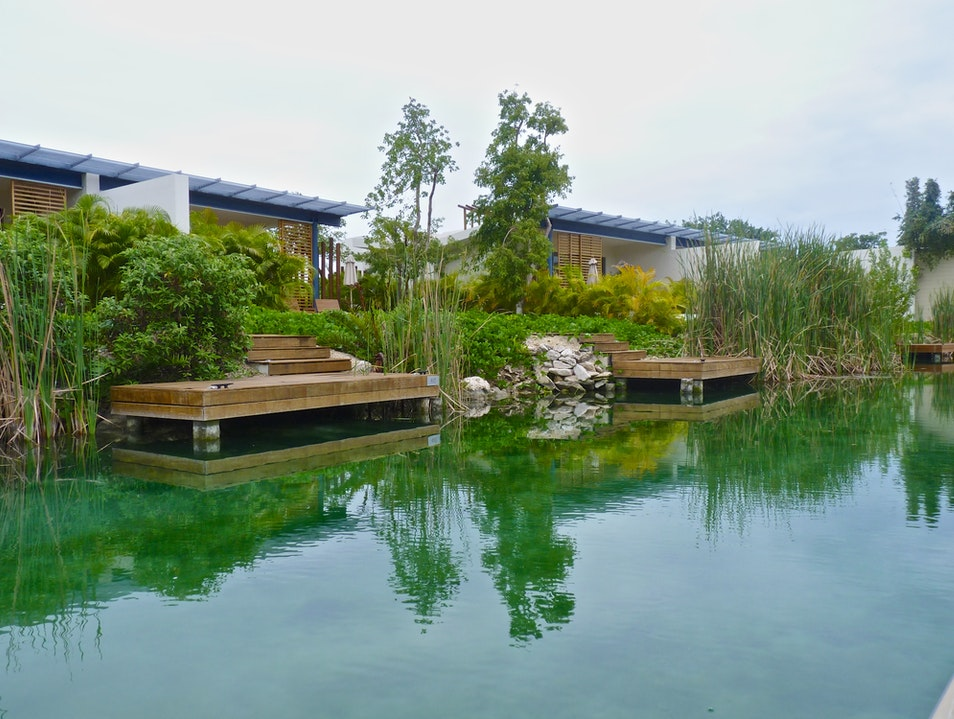 Rosewood Mayakoba -luxury on the Mayan Riviera Quintana Roo  Mexico