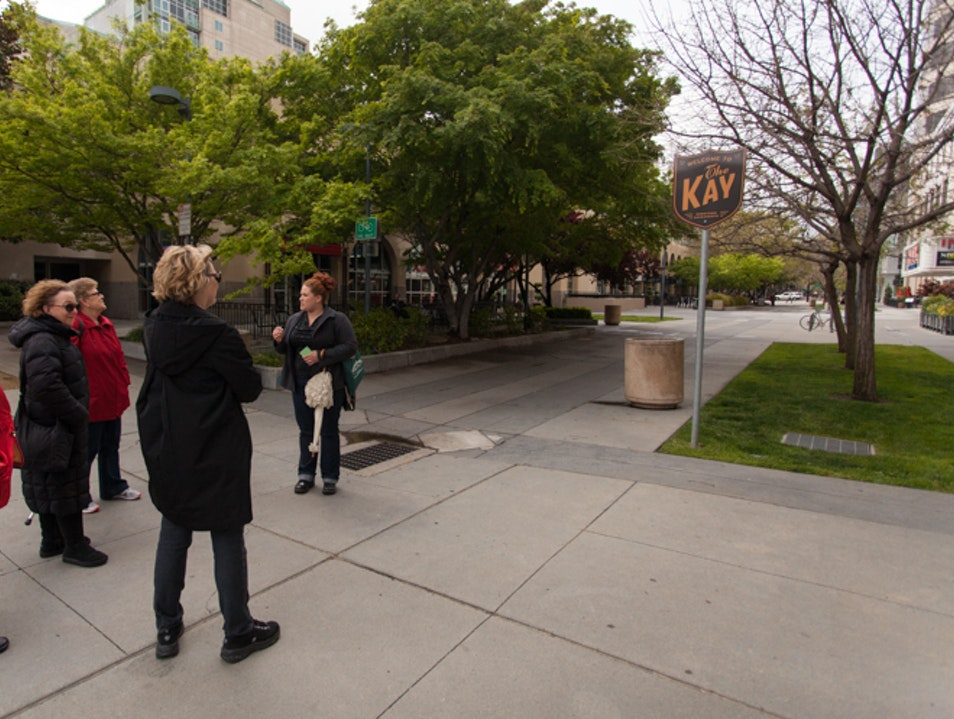 Sacramento's K Street Culinary Walking Tour Sacramento California United States