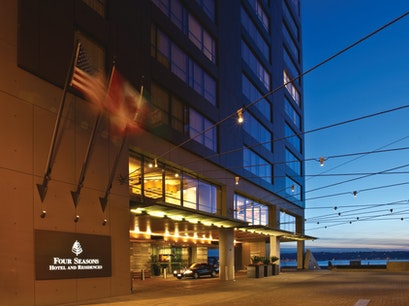 Four Seasons Hotel Seattle Seattle Washington United States