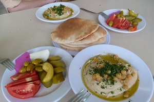 The Hummus Shops of Old Akko