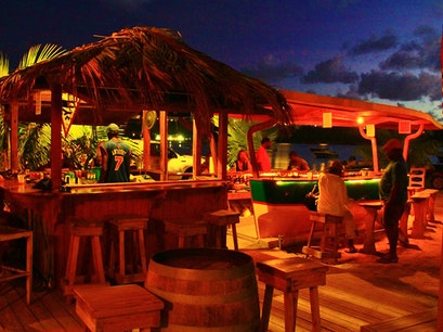 Elvis's Beach Bar Sandy Ground  Anguilla