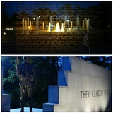 Beirut and Vietnam War Memorial