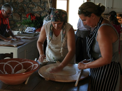 Authentic Messinian Cooking Pilos  Greece