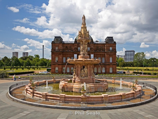 People's Palace & Winter Gardens, Glasgow Green