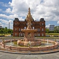 The People's Palace & Winter Garden Glasgow  United Kingdom