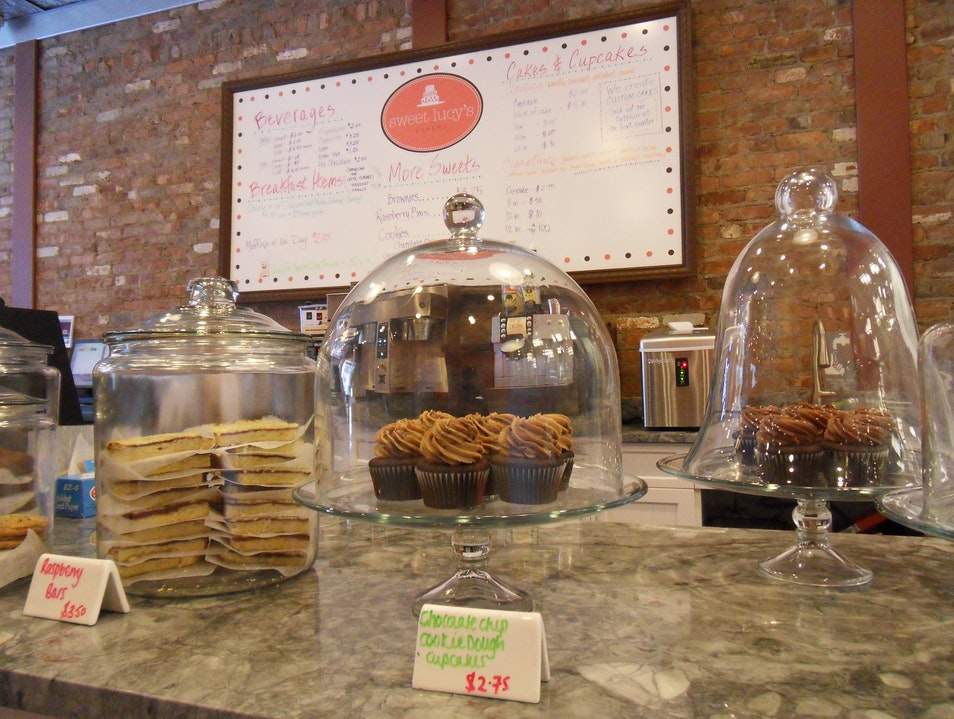 Sweet Lucy's Bakery Morristown New Jersey United States