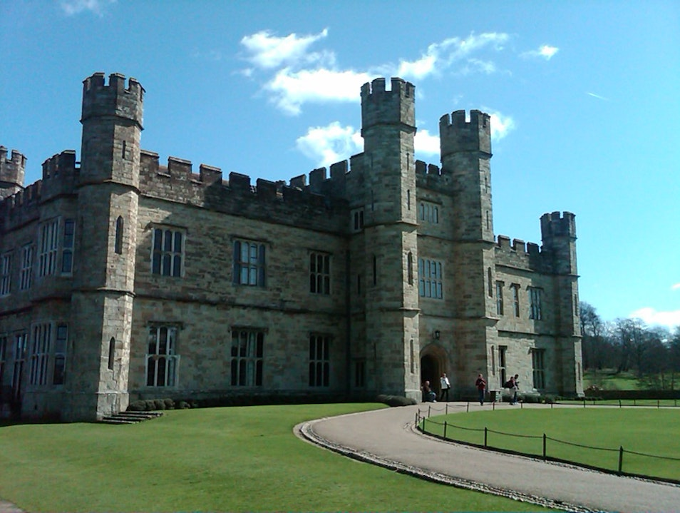 The Unexpected Leeds Castle Broomfield  United Kingdom