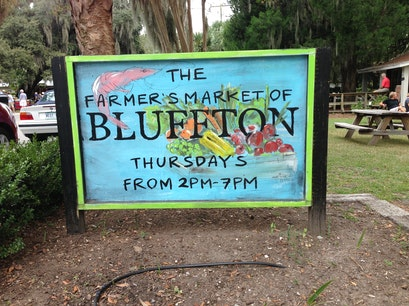old town bluffton  Bluffton South Carolina United States