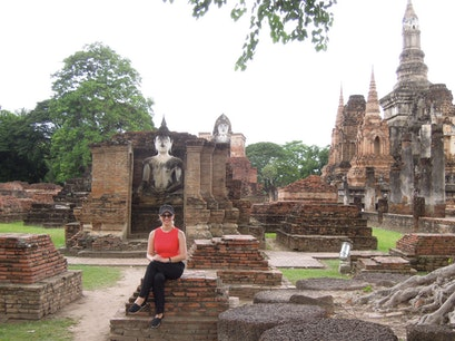 The Sukhothai Historical Park Mueang Kao  Thailand