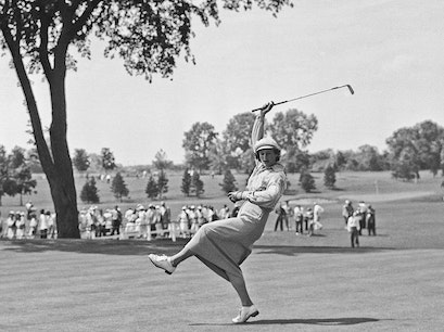 Babe Didrikson Zaharias Museum Beaumont Texas United States