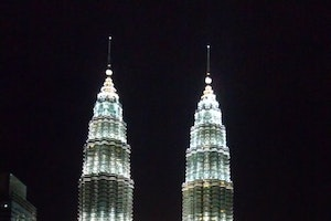 Petronas Twin Towers, KLCC