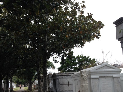 Lafayette Cemetery No. 1 New Orleans Louisiana United States