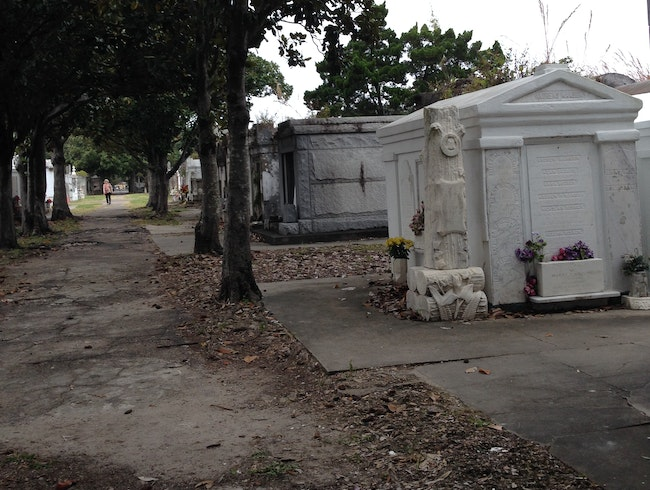 Embark on a Cemetery Crawl