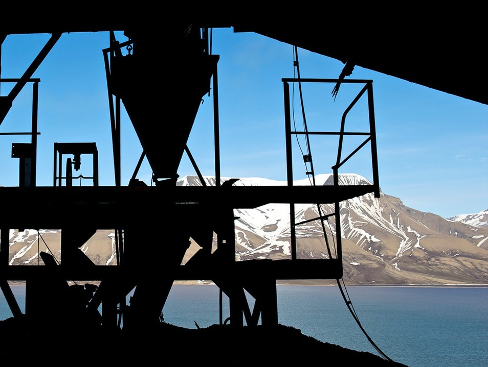 Coal Mine 3 Svalbard  Svalbard and Jan Mayen