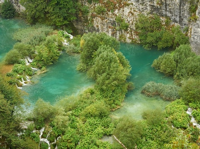 Plitvice Lakes National Park Savar  Croatia