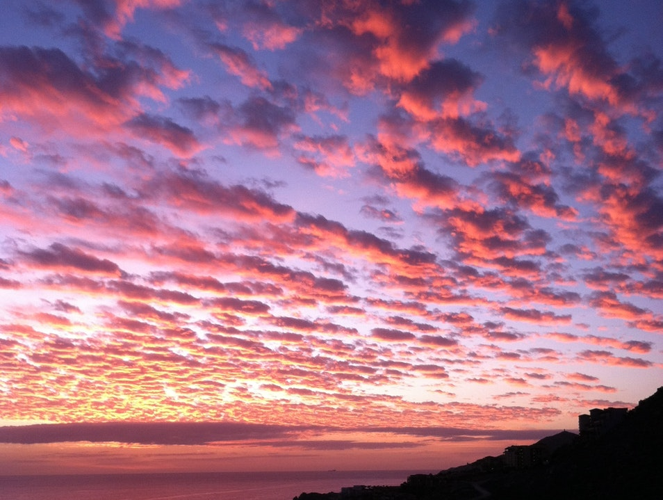 Red Sky At Night... Our Delight Cabo San Lucas  Mexico