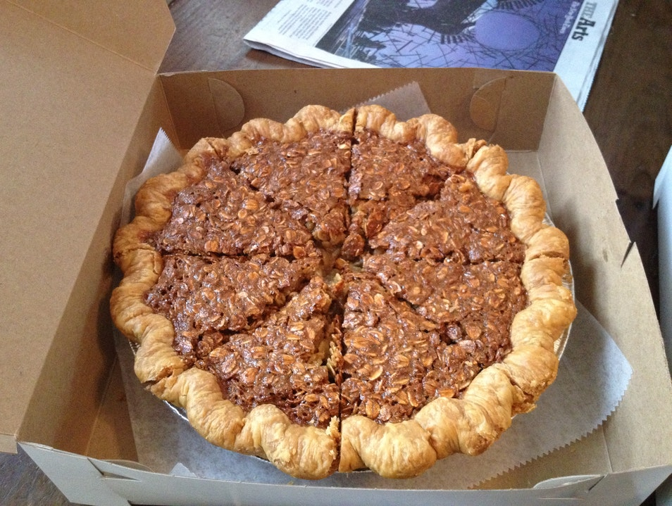 The best pie in Brooklyn