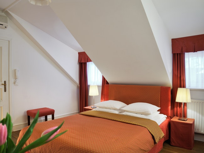 Lovely bed & breakfast in Old Ljubljana, Slovenia