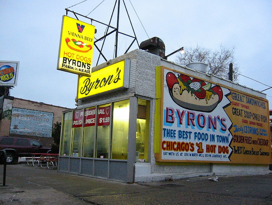Byron's Hot Dogs